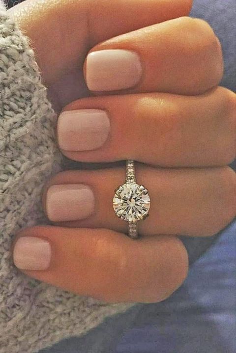 most popular engagement rings on pinterest