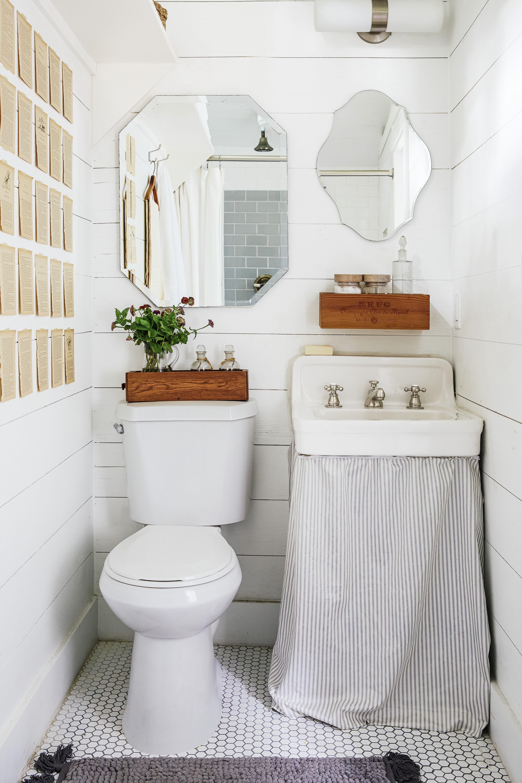 20 Bathroom Decorating Ideas - Best Bathroom Decor Tips and Upgrades