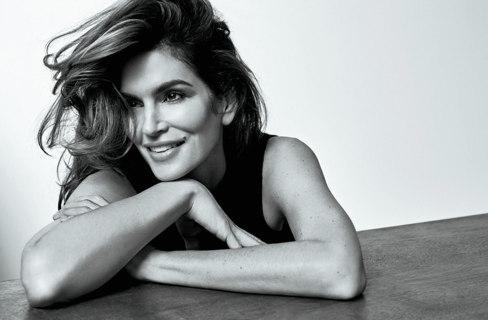 Cindy crawford facial