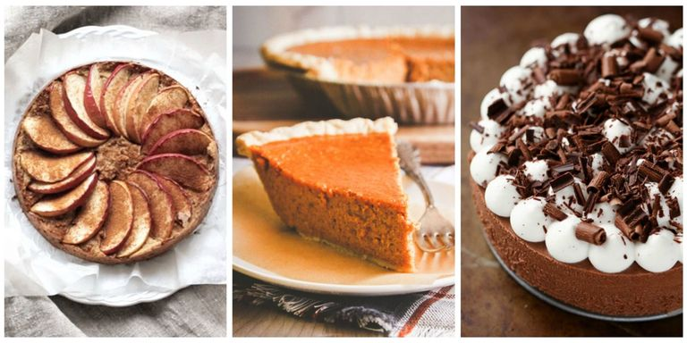 Easy pie recipes homemade thanksgiving pie recipes with 5 if youre running short on time patience or baking skills no shame dont panic these drool inducing pies require practically zero effort forumfinder Image collections