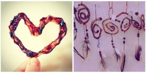 Purple, Violet, Font, Magenta, Lavender, Handwriting, Love, Heart, Symbol, Artificial hair integrations,