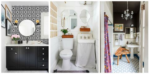 20 Bathroom Decorating Ideas - Best Bathroom Decor Tips and ...