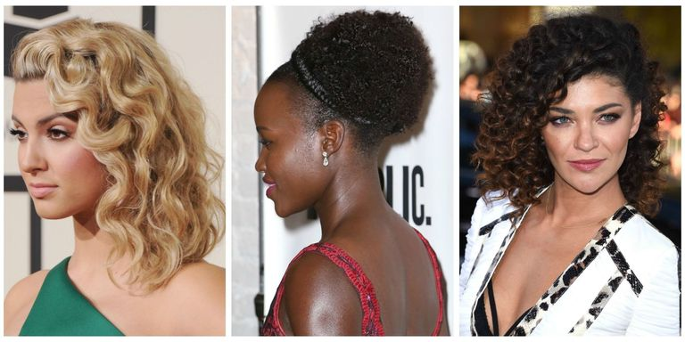 15 best short curly hairstyles haircuts for short curly hair theres a fine line between flirty spirals and looking like little orphan annie heres how to style short curly hair right urmus Image collections