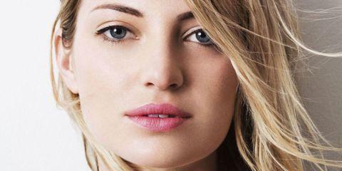 Face, Nose, Mouth, Lip, Cheek, Brown, Eye, Hairstyle, Skin, Eyelash,