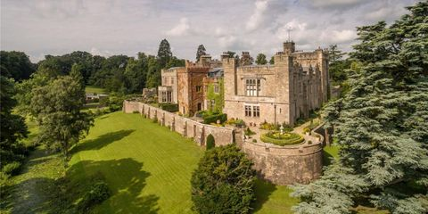 """<p><strong data-redactor-tag=""""strong"""">Asking Price:</strong> $1.7&nbsp;million</p><p>This 11th-century castle just south of the Lake District has been&nbsp;converted into apartments, so <em data-redactor-tag=""""em"""">technically</em> you're only buying the library wing. That still includes four bedrooms and a private terrace. Not too shabby.</p><p><strong data-redactor-tag=""""strong""""><a href=""""http://search.savills.com/list#/r/detail/gbkhrsclg160078"""" target=""""_blank"""">See More</a></strong></p>"""