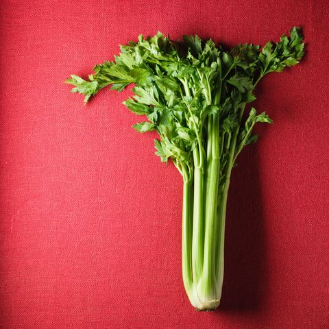 "<p>""Celery has an aroma which contains two steroids called androsterone and adrostenol. When we ingest celery, the subtle pheromone of these two natural chemicals travels through our sweat glands and works to attract the opposite sex,"" explains Rebecca Scritchfield, R.D.N, author of the upcoming book <a href=""https://www.amazon.com/Body-Kindness-Transform-Health-Out/dp/0761187294"" target=""_blank""><i data-redactor-tag=""i"">Body Kindness</i></a>.  ""Celery also contains arginine, which is an amino acid that expands blood vessels the way <a href=""http://www.redbookmag.com/love-sex/sex/a37855/viagra-for-women/"" target=""_blank"">Viagra</a> is supposed to do."" </p><p><strong data-verified=""redactor"" data-redactor-tag=""strong"">RELATED: <a href=""http://www.redbookmag.com/love-sex/sex/advice/g1273/sex-drive-killers/"" target=""_blank"">8 Weird Things That Are Killing Your Sex Drive</a><span class=""redactor-invisible-space"" data-verified=""redactor"" data-redactor-tag=""span"" data-redactor-class=""redactor-invisible-space""><a href=""http://www.redbookmag.com/love-sex/sex/advice/g1273/sex-drive-killers/""></a></span></strong><br></p>"