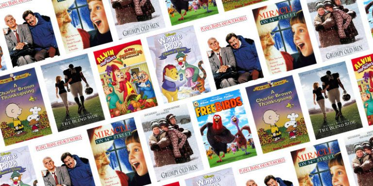 17 Best Thanksgiving Movies For Kids Family Friendly