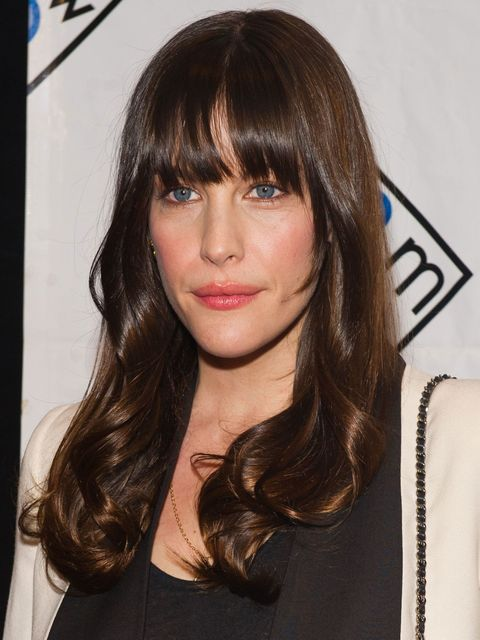 haircuts for long face best hairstyles for oval faces 10 flattering haircuts 2190 | gallery 1475093985 liv tyler oval face