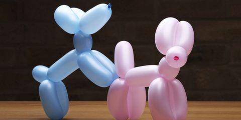 balloon animal sex
