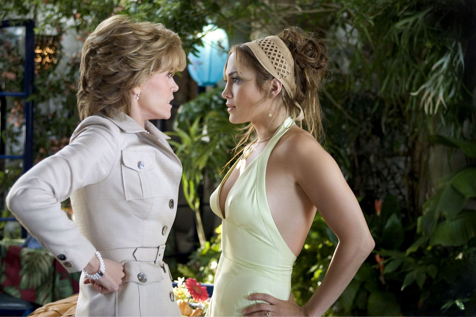 difficult mother in law monster in law
