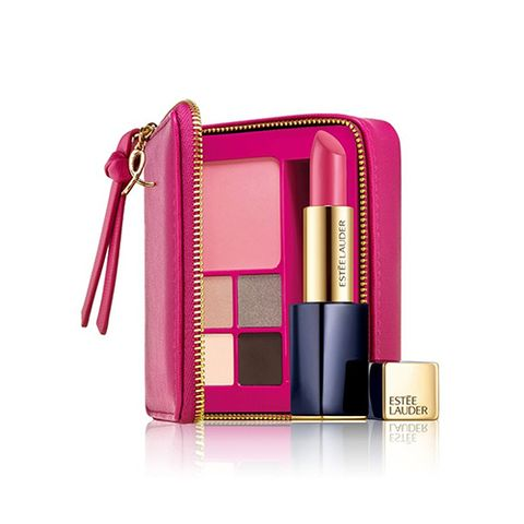 Estée Lauder Pink Perfection Lip, Eye & Face Palette