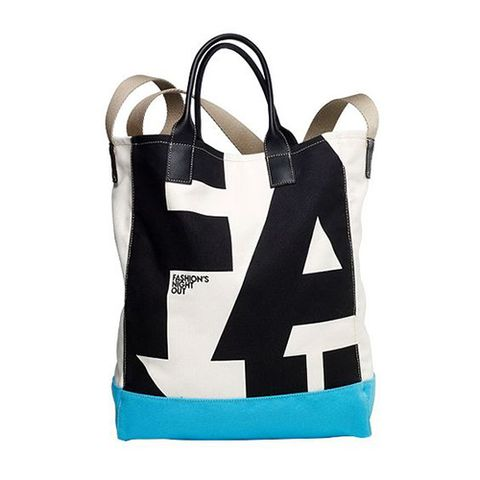 Vogue-Designed Fashion's Night Out CFDA Tote