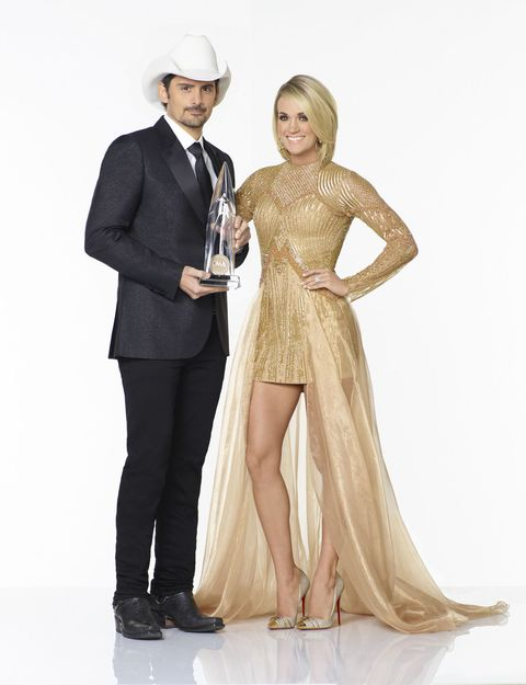 carrie underwood brad paisely