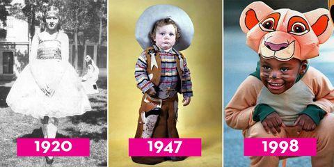 Sleeve, Dress, Baby & toddler clothing, Costume accessory, Art, Collage, Vintage clothing, Baby, Costume, Photo caption,