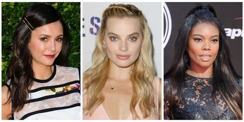 10 Ways To Style Side Bangs That Don T Look Super Awkward
