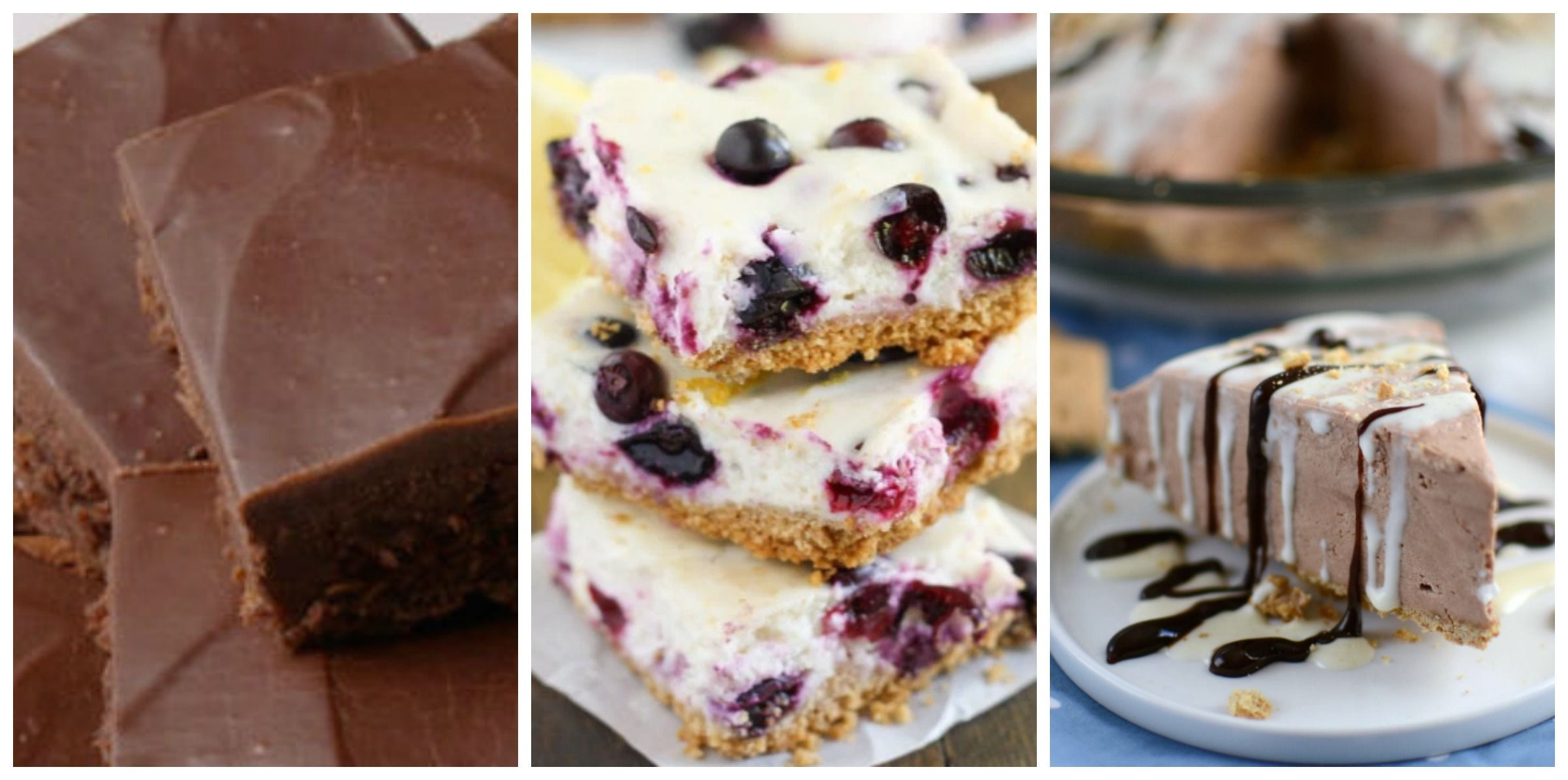 13 Low-Calorie Desserts That Will Have You Going Back for Seconds —Guilt-Free