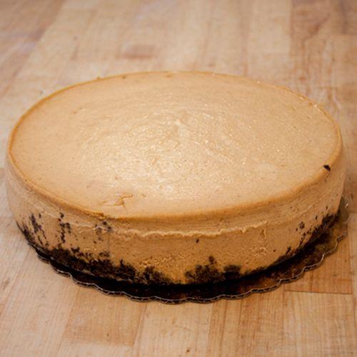 Three Brothers Bakery Pumpkin Cheesecake
