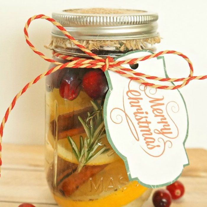 35 diy mason jar gift ideas homemade gifts in mason jars - How To Decorate Mason Jars For Christmas