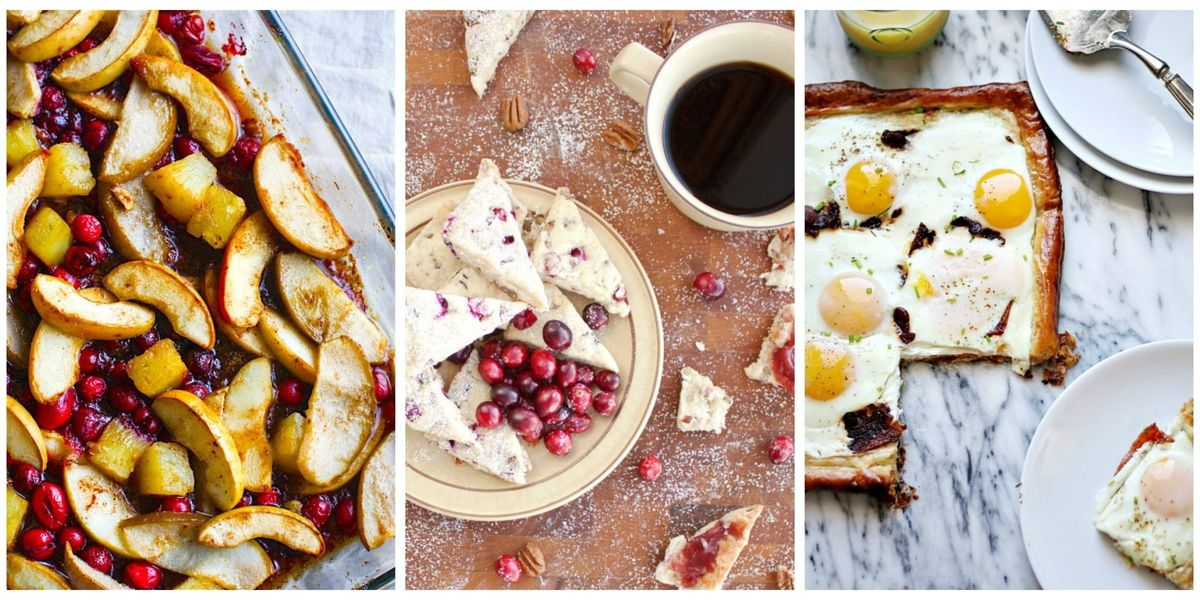 29 Amazing Breakfast Recipes for Christmas Morning