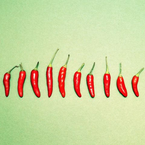 Text, Font, Chili pepper, Red, Tabasco pepper, Malagueta pepper, Bell peppers and chili peppers, Vegetable, Peperoncini, Plant,