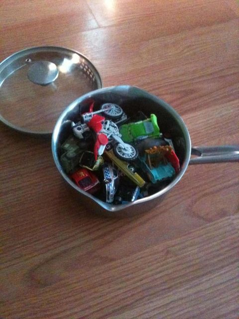 pots and pans kids