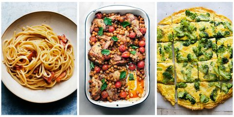 Food, Cuisine, Ingredient, Pasta, Dish, Chinese noodles, Meal, Noodle, Recipe, Produce,