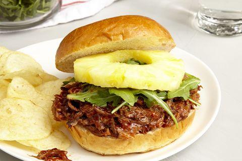 Slow-Cooker Hawaiian Pulled Pork
