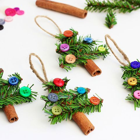 59 Unique DIY Christmas Ornaments - Easy Homemade Ornament Ideas