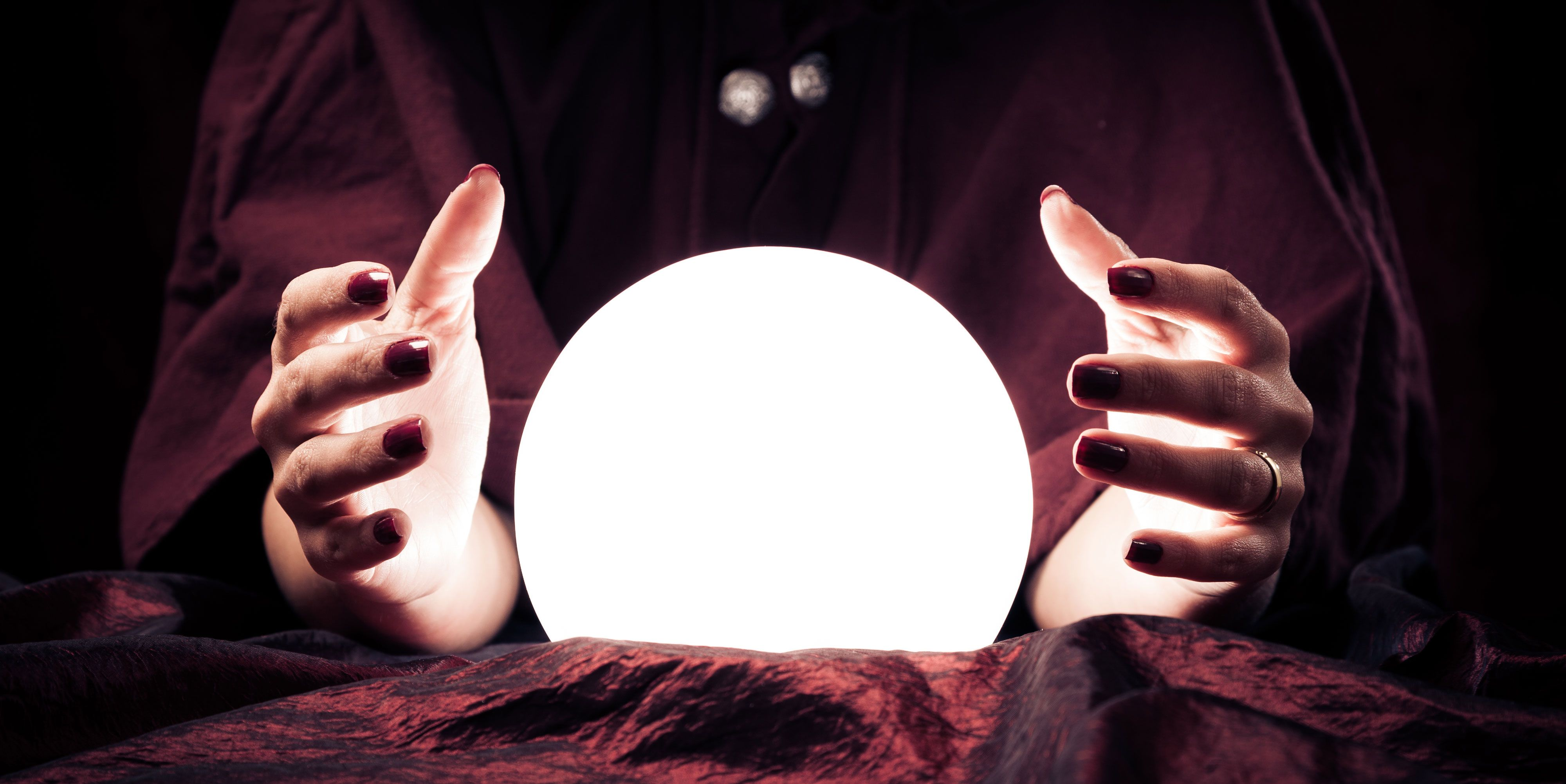 I Asked a Psychic for Marriage Advice