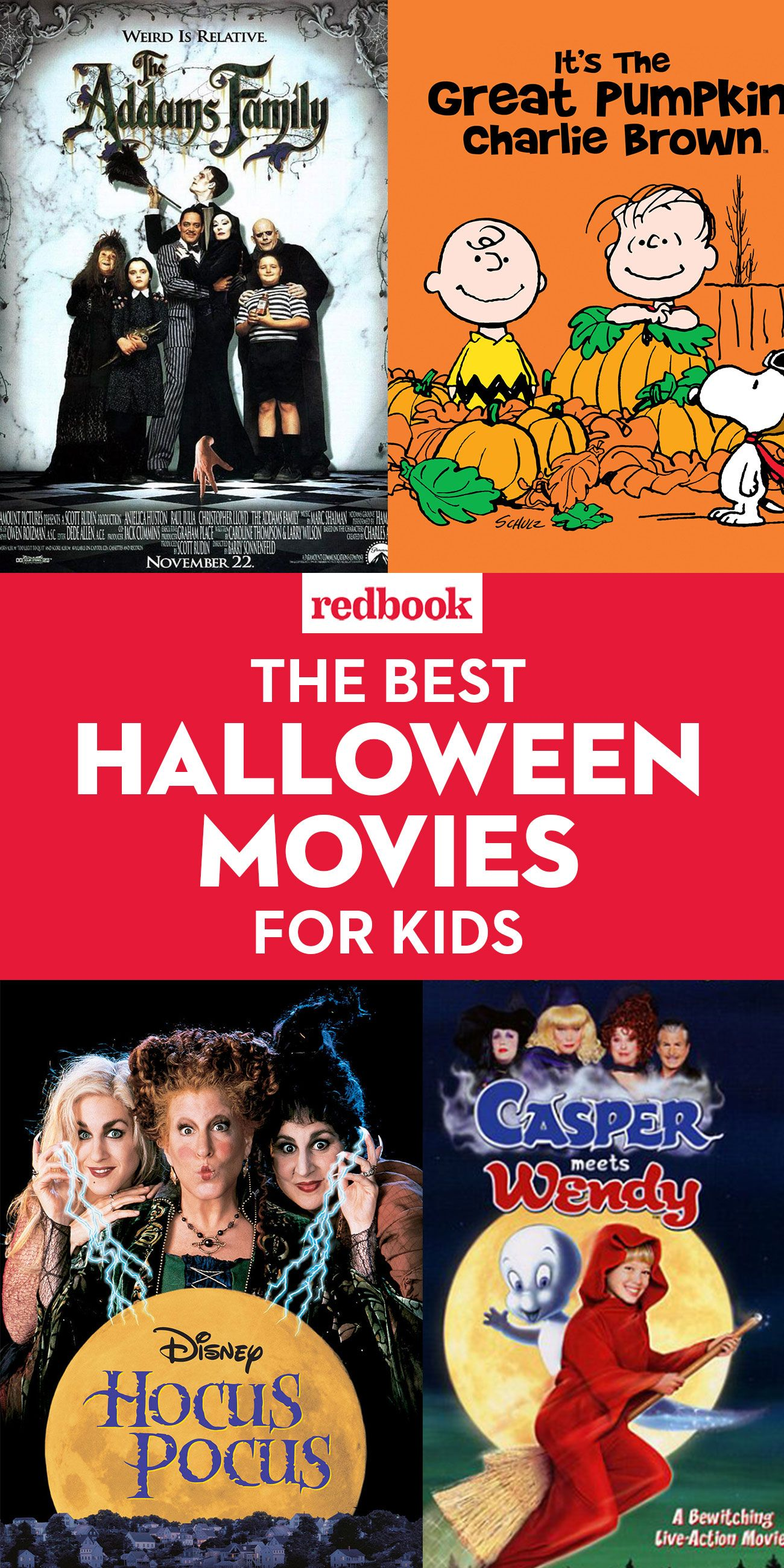 34 Best Halloween Movies for Kids - Family Halloween Movies