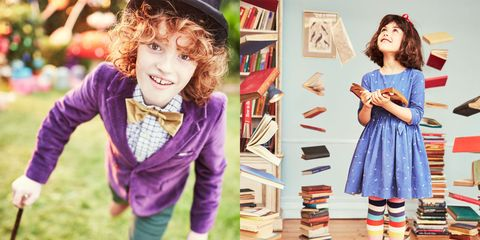 Roald Dahl inspired clothing