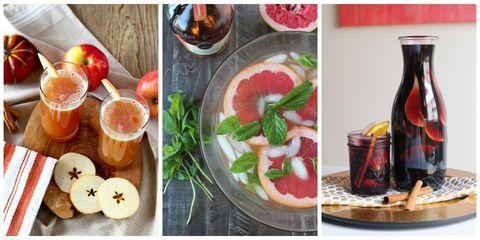 Food, Ingredient, Drink, Dish, Cuisine, Fruit, Sangria, Wine cocktail, Produce, Recipe,