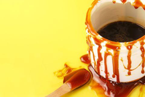 Liquid, Yellow, Orange, Amber, Cup, Drink, Coffee, Circle, Kapeng barako, Caffè americano,