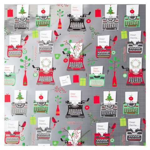 Papyrus Dear Santa wrapping paper