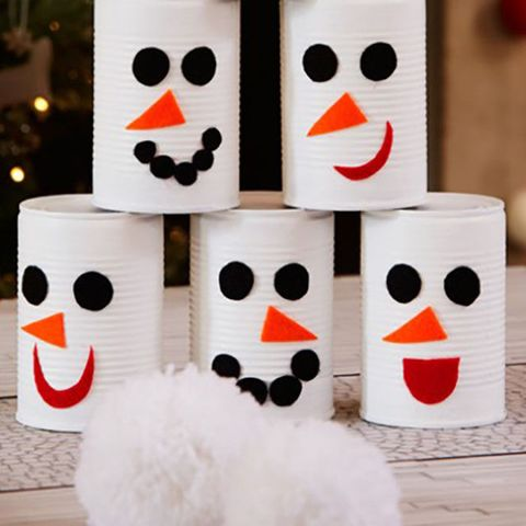 "<p><span>Help them&nbsp;turn a few old cans into afternoons of fun.</span><br></p><p><strong data-redactor-tag=""strong"">Get the instructions at <a href=""http://www.goodtoknow.co.uk/craft/544948/snowmen-tin-can-bowling-pins"" target=""_blank"" data-tracking-id=""recirc-text-link"">Good to Know</a>.</strong> </p>"
