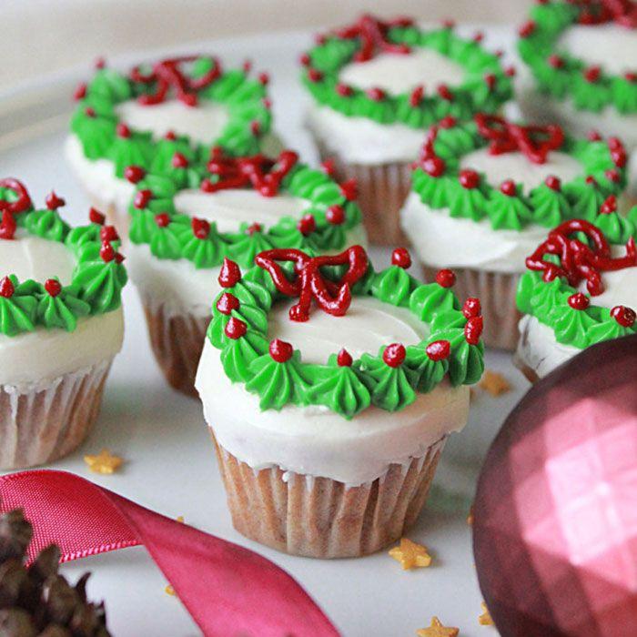 19 Best Christmas Cupcake Recipes