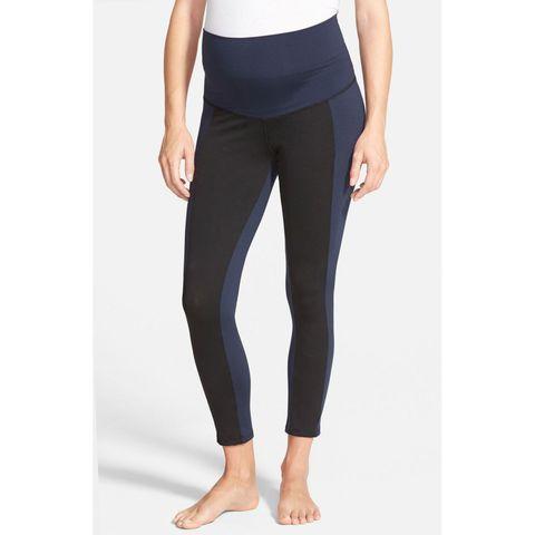 4d54bfc6016b1 Courtesy of Nordstrom. Maternal America Crop Maternity Yoga Pants