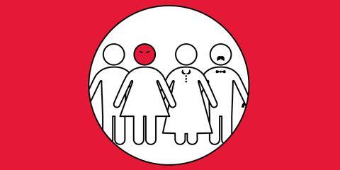 Red, Line, Organ, Circle, Illustration, Graphics, Love, Drawing, Child art,