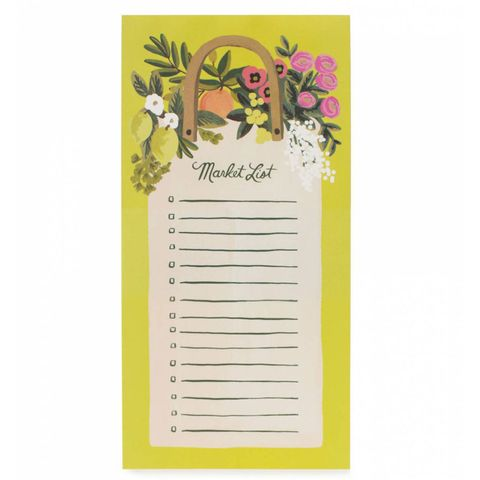 "<p>Because they&nbsp;deserve&nbsp;to jot down their&nbsp;list on something better&nbsp;than the&nbsp;back of a crumpled, old receipt.&nbsp;($9.50; <a href=""https://riflepaperco.com/gift-guide/gifts-for-the-foodie/farmers-market-notepad/"" target=""_blank"" data-tracking-id=""recirc-text-link"">riflepaperco.com</a>)</p><p><strong data-verified=""redactor"" data-redactor-tag=""strong"">RELATED:&nbsp;<a href=""http://www.redbookmag.com/life/mom-kids/advice/g831/hostess-gift-ideas/"" target=""_blank"" data-tracking-id=""recirc-text-link""><span id=""selection-marker-1"" class=""redactor-selection-marker"" data-verified=""redactor""></span>21 Cool Hostess Gifts Your Friends Will Love<span id=""selection-marker-2"" class=""redactor-selection-marker"" data-verified=""redactor""></span></a><span class=""redactor-invisible-space""><a href=""http://www.redbookmag.com/life/mom-kids/advice/g831/hostess-gift-ideas/""></a></span></strong><br></p>"