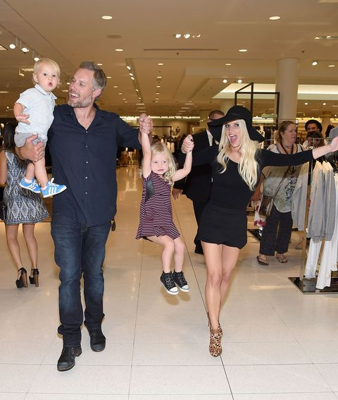 Jessica Simpson admits daughter Maxwell Drew is more stylish than her.