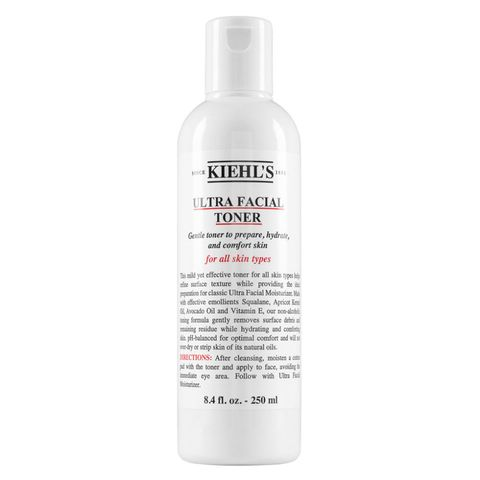 "<p>With apricot kernel oil, avocado oil, and squalene (a botanical lipid), this creamy fluid removes all traces of makeup while it hydrates and soothes. (Kiehl's Ultra Facial Toner, $16; <a href=""http://www.kiehls.com/ultra-facial-toner/3605970024574.html?utm_medium=cse_feed&utm_campaign=SKIN_CARE_CATEGORY_Toners&utm_source=google&utm_content=Ultra_Facial_Toner&cm_mmc=cse_feed-_-SKIN_CARE_CATEGORY_Toners-_-google-_-Ultra_Facial_Toner&khl_pla=true&LGWCODE=3605970024574;106703;6271&gclid=CjwKEAiA0pDBBRCFtoPyguTh8AUSJADNWeuxSHZBvZea7MXRK-wq-adFxOjlimx4K_mH2ldSv_IX1hoCalDw_wcB"" target=""_blank"" data-tracking-id=""recirc-text-link"">kiehls.com</a>)</p>"
