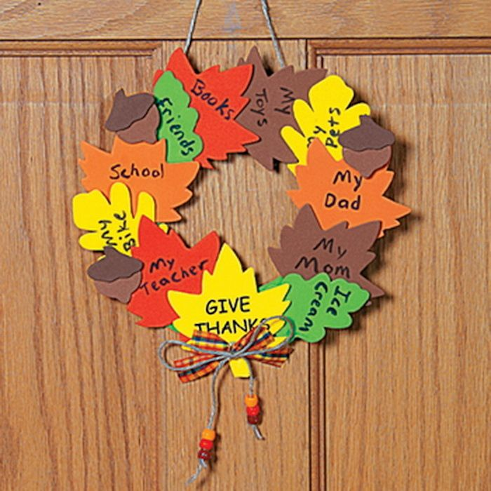 Marvelous Kids Craft Ideas For Thanksgiving Part - 4: 13 Easy DIY Thanksgiving Crafts For Kids - Best Thanksgiving Activities For  Families