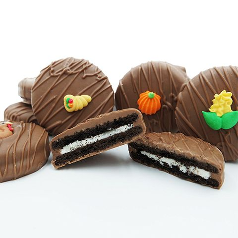 Philadelphia Candies Milk Chocolate Covered OREO Cookies Thanksgiving Assortment