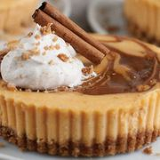 fall pumpkin flavored desserts