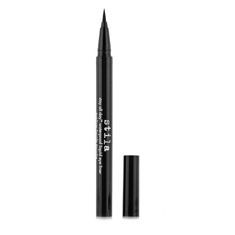 "<p>This is the magic wand for a smudge-proof cat-eye that lasts all. Day. Long. ($22; <a href=""https://www.stilacosmetics.com/products/stay-all-day-waterproof-liquid-eye-liner"" target=""_blank"" data-tracking-id=""recirc-text-link"">stilacosmetics.com</a>)</p>"