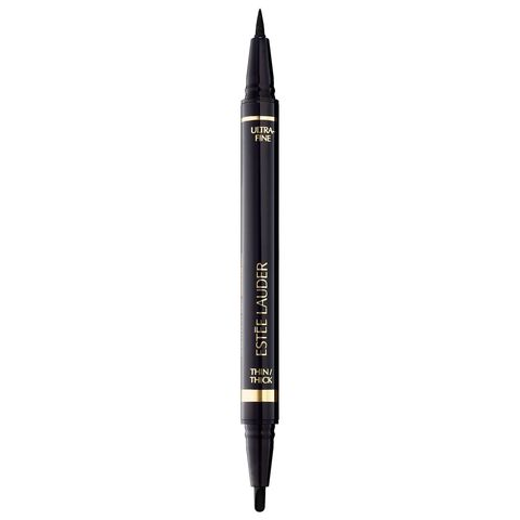 "<p>This dual-ended pen can create three lines: ultra-thin, fine, or bold — it's a three-fer! ($31&#x3B; <a href=""https://www.esteelauder.com/product/631/35578/product-catalog/makeup/little-black-liner/thick-thin-ultra-fine"" target=""_blank"" data-tracking-id=""recirc-text-link"">esteelauder.com</a>)</p>
