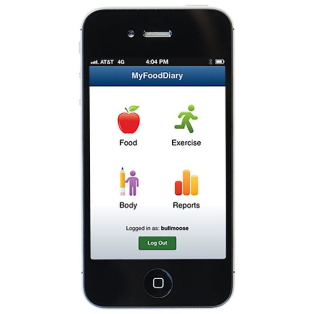 My diet daily app