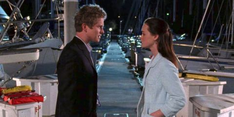Rory Gilmore Yacht
