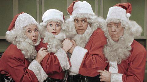 Nose, Eye, Winter, Fur clothing, Holiday, Costume accessory, Fictional character, Santa claus, Christmas, Facial hair,