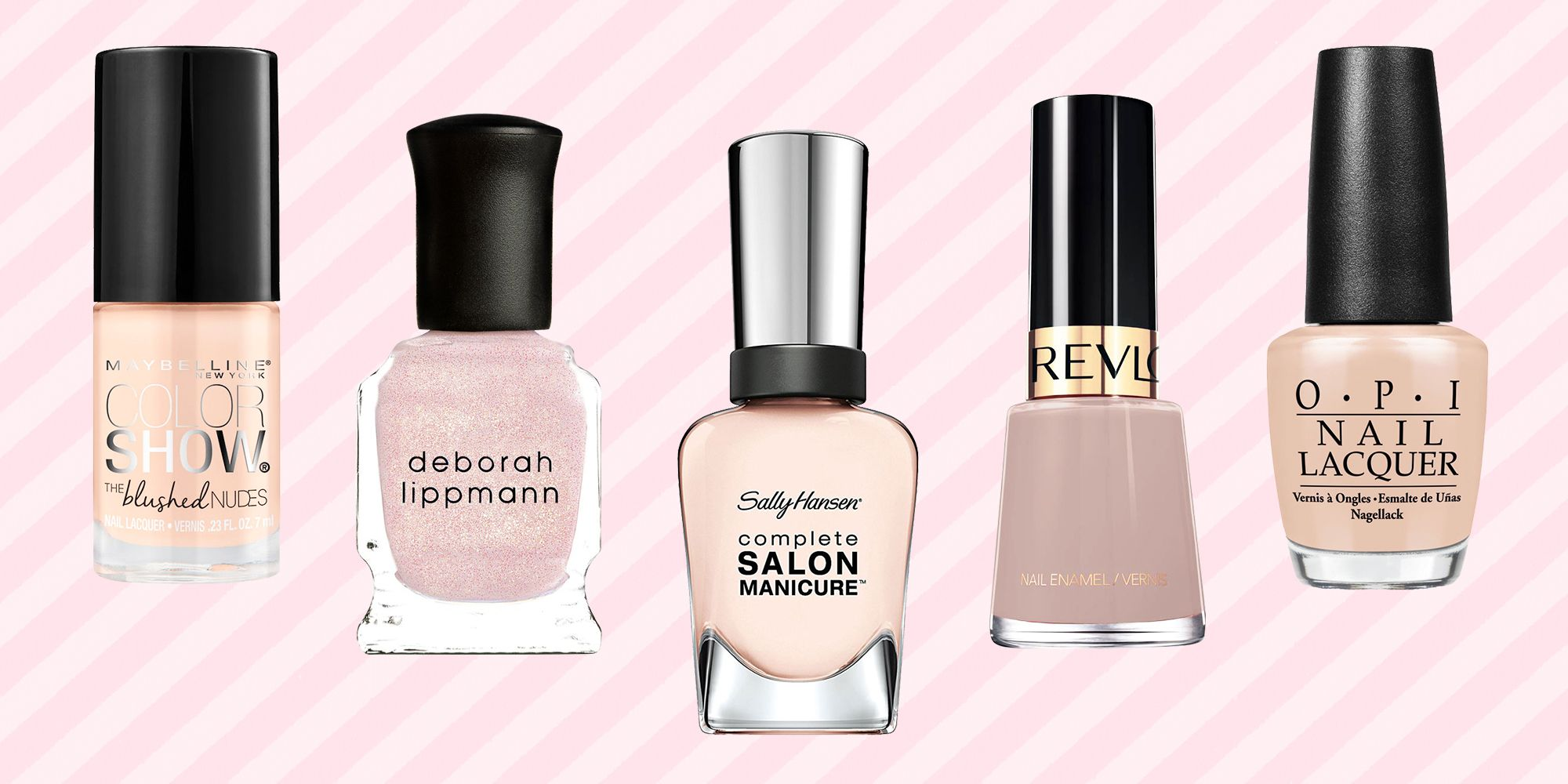 Best Nude Polishes - Best Nude Nail Polishes